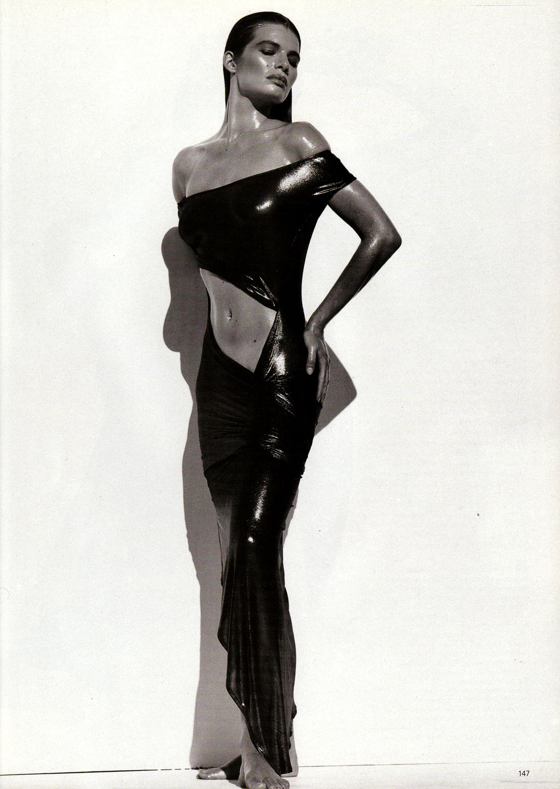 Herb Ritts, British Vogue 1989