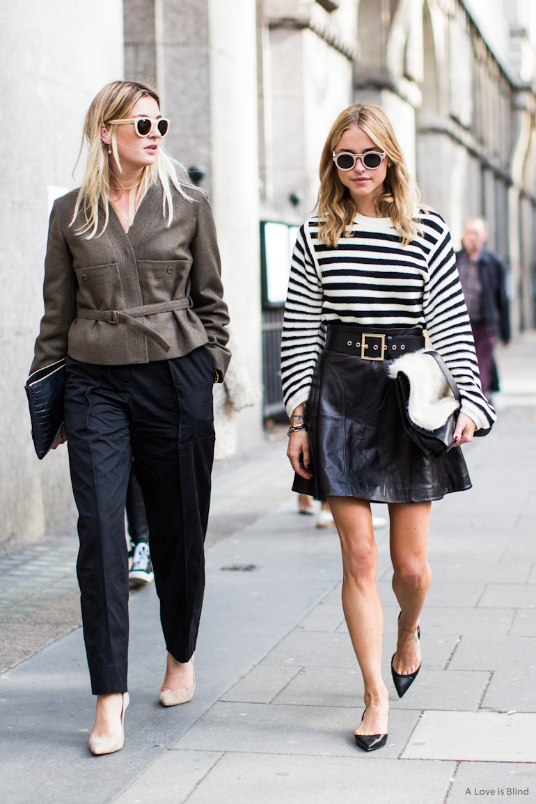 LFW SS2015 day 1, London Fashionweek, camille charrière Pernille Teisbaek